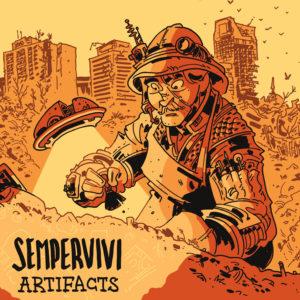 "Sempervivi ""Artifacts"" EP cover art"