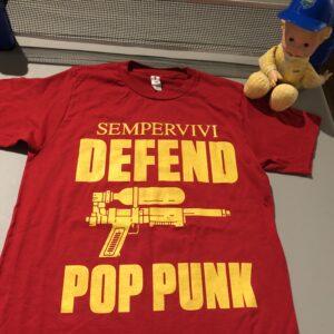 Defend Pop Punk Shirt - Supersoaker