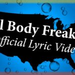 "Lyric video for ""Full Body Freakout"""