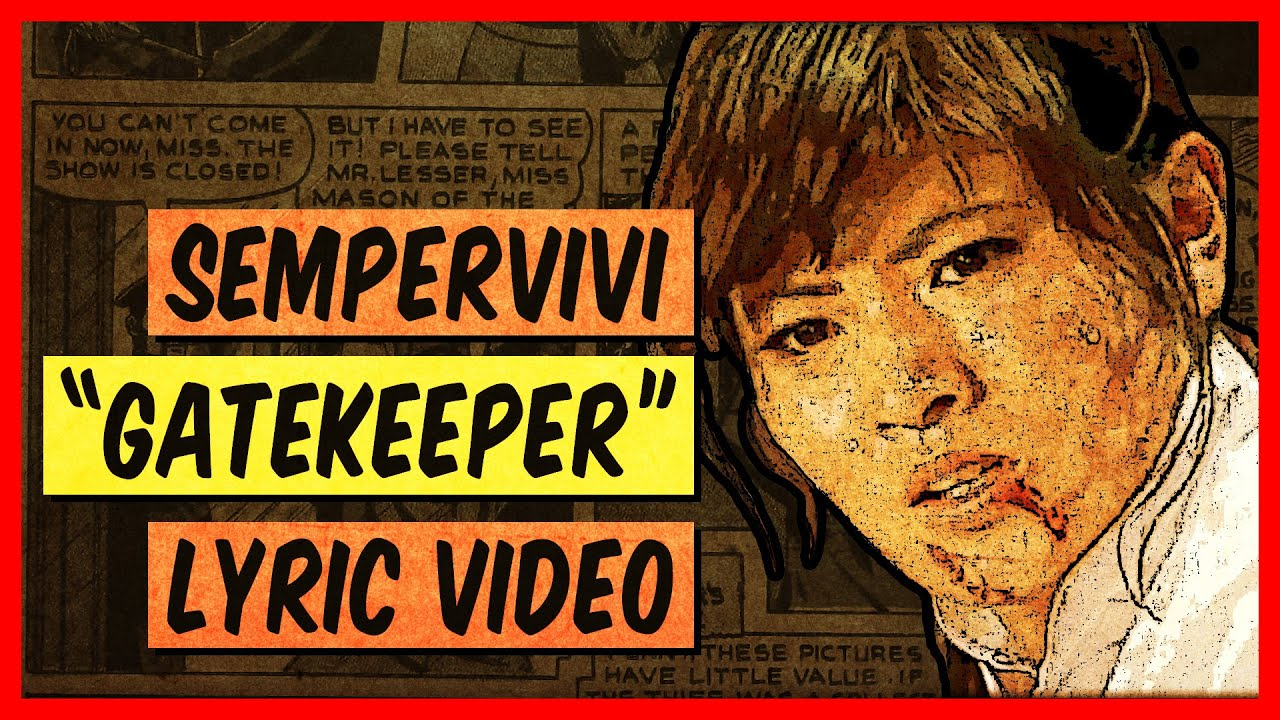 "Punk rock music video ""Gatekeeper"""